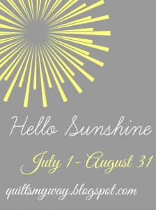 Hello Sunshine banner