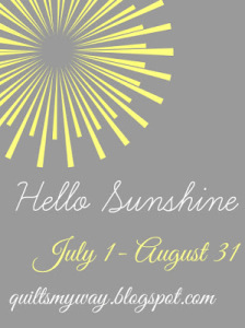 Hello Sunshine banner